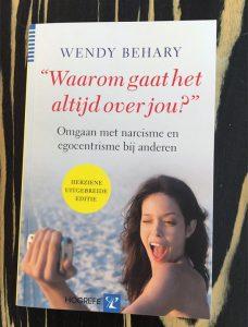 Afbeelding boek - Waarom gaat het altijd over jou?